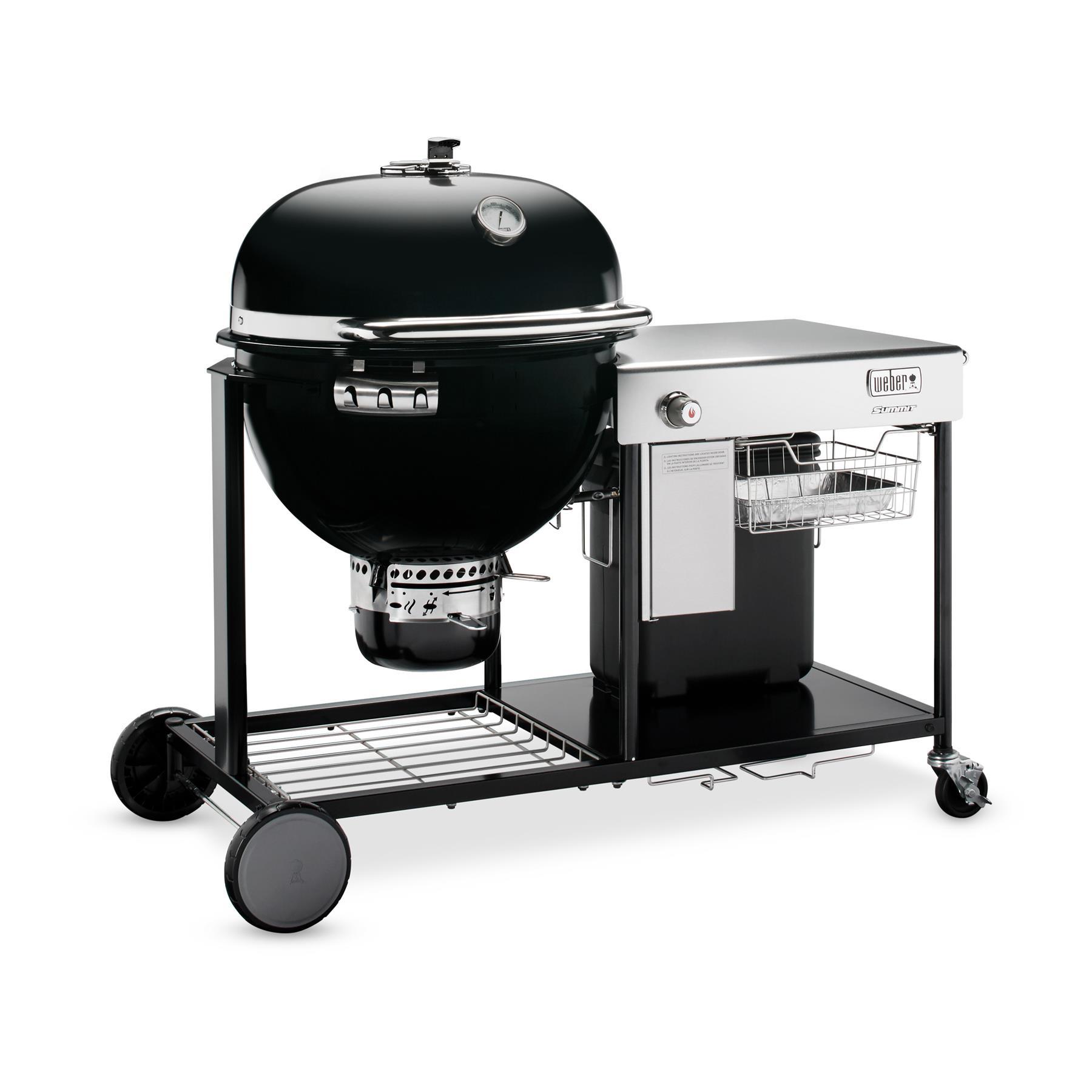 Weber Summit Grilling Center Houtskoolbarbecue kopen? shop