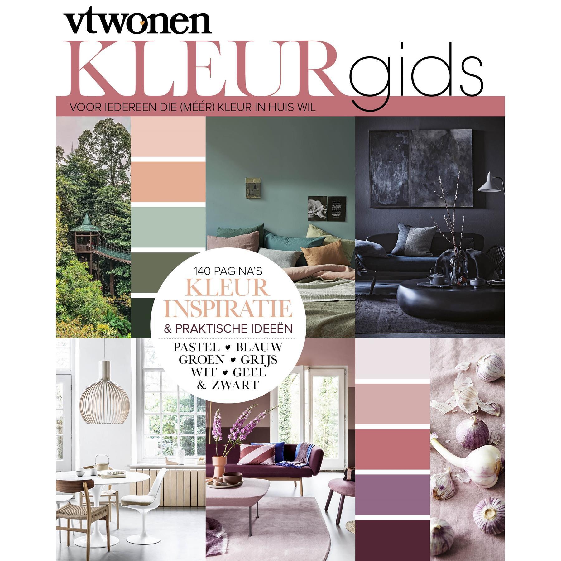 Vtwonen Kleurgids Kopen Shop Bij Vtwonen By Fonq