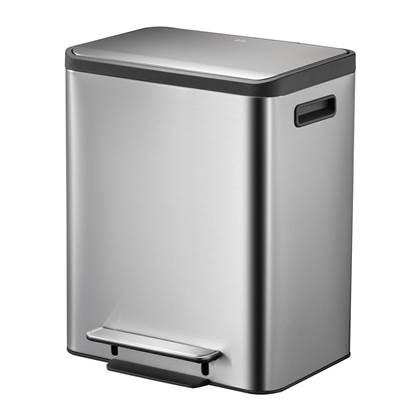 EKO EcoCasa Pedaalemmer 30 Liter (2x15 Liter)