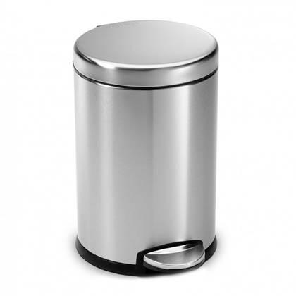 Simplehuman Round Pedaalemmer 3 Liter