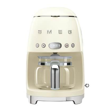Smeg DCF02CREU Filter Koffiezetapparaat