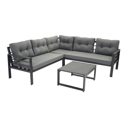 Loungeset Elba aluminium
