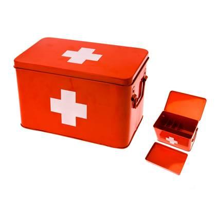 pt, Medicijn Opbergbox