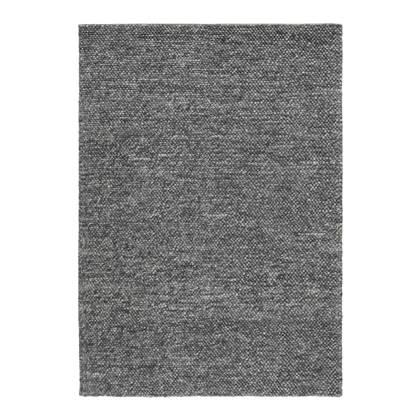 Momo Rugs Drops Dark Grey Vloerkleed