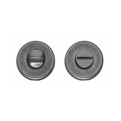 Image of Intersteel Rozet toilet-/badkamersluiting oud grijs