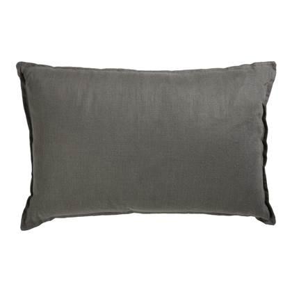 KAAT Amsterdam sierkussen Pagode grijs 40x60 cm Leen Bakker online kopen