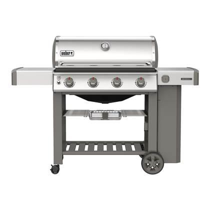 Weber Genesis II S-410 GBS Gasbarbecue