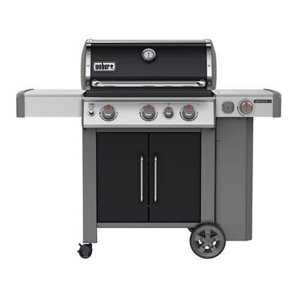 Weber Genesis II EP-335 GBS Gasbarbecue met Zijbrander