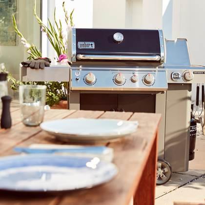 Weber Genesis II EP 335 GBS Gasbarbecue