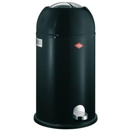 Wesco Kickmaster Pedaalemmer 33 Liter - Glans