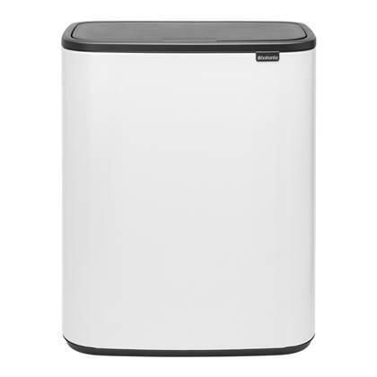Brabantia Bo Touch Bin 60 Liter (2x30 Liter)