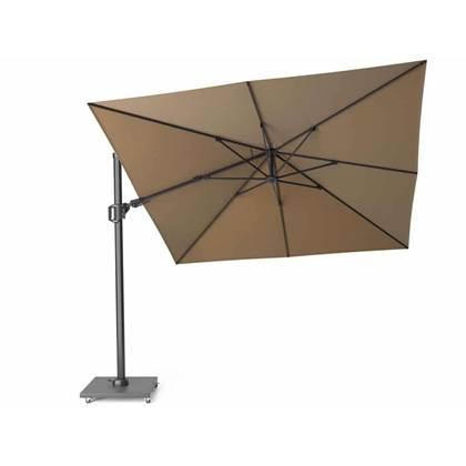Platinum Challenger parasol T2 - 3x3 m. - Taupe