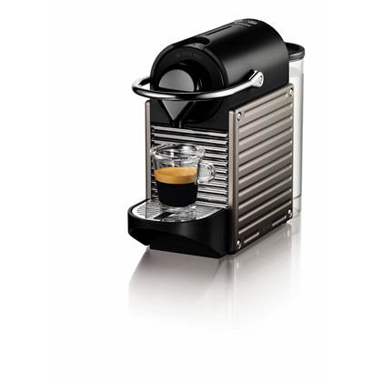 Nespresso Krups Pixie XN304T Koffiemachine