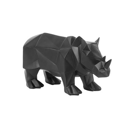 pt. Origami Neushoorn Decoratief Object