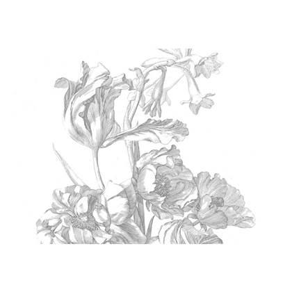 KEK Amsterdam Engraved Flowers I - 8-baans