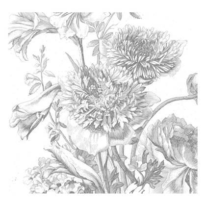 KEK Amsterdam Engraved Flowers IV - 6-baans