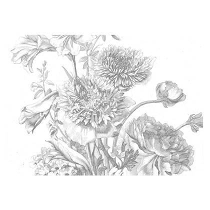KEK Amsterdam Engraved Flowers IV - 8-baans