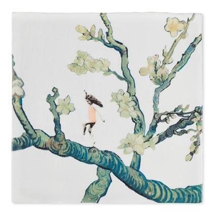StoryTiles Spring In 'T Veld Siertegel Keramiek - 10 x 10 cm