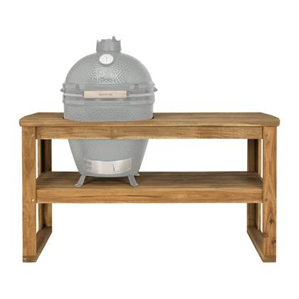 Big Green Egg Acacia Tafel Large