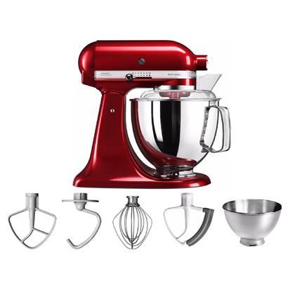 KitchenAid Artisan Mixer 5KSM175PS Appelrood