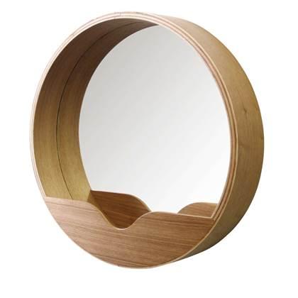Zuiver Round Wall Spiegel 40 cm