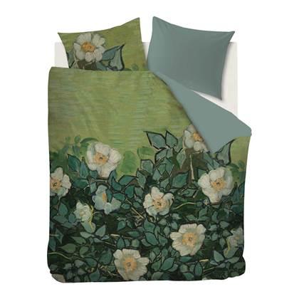 Beddinghouse x Van Gogh Wild Roses Dekbedovertrek 240 x 200/220 cm