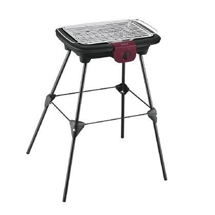 Tefal EasyGrill BG90F514 Elektrische Barbecue
