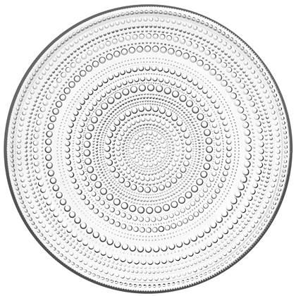 Iittala Kastehelmi, Serveerschaal 31,5cm helder