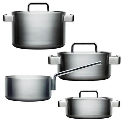 Iittala Tools, 4-delige pannenset
