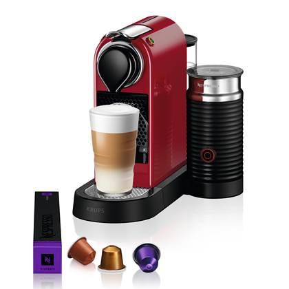 Nespresso Krups CitiZ Milk XN7615 Koffiemachine