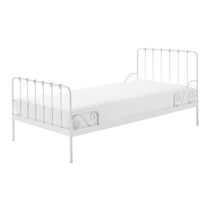 Vipack Alice Bed 90 x 200 cm Wit