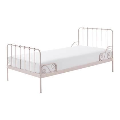 Vipack Alice Bed 90 x 200 cm Roze