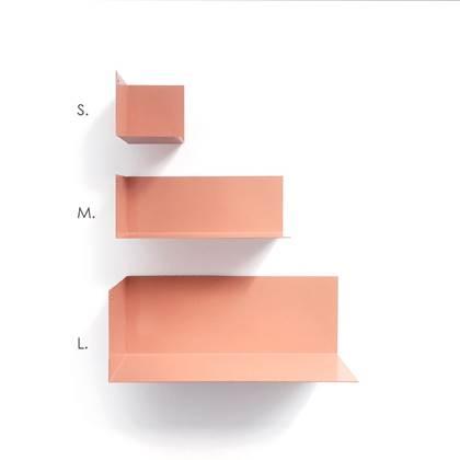 Groovy Magnets Stalen Magnetisch Wandplankje L