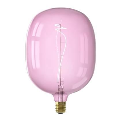 Calex AVESTA LED Giant E27 4W roze dimbaar