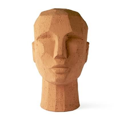 HKliving Abstract Hoofd Sculptuur