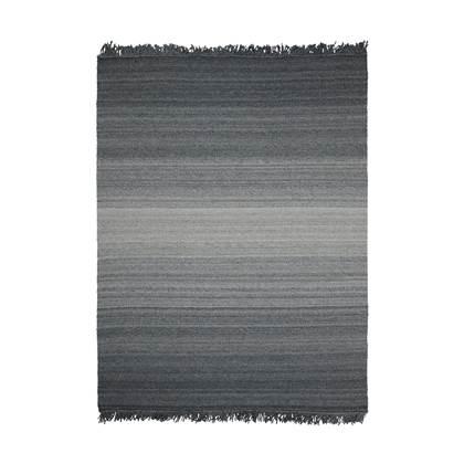 Linie Design Frei Vloerkleed Grijs