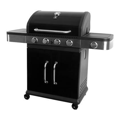 Garden Grill Prestige 4+1B Gasbarbecue