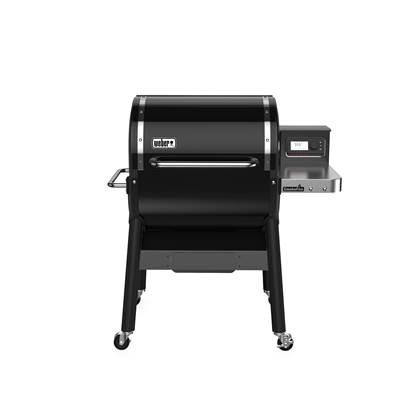 Weber SmokeFire EX4 GBS Houtgestookte Pellet Barbecue B 76,84 x D 111,13 cm