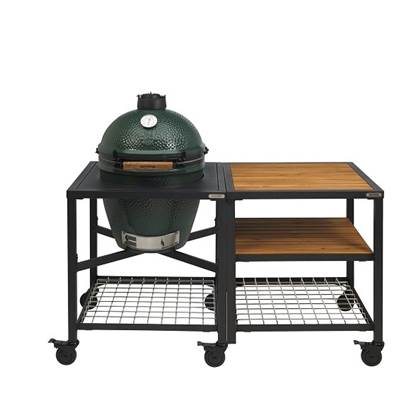 Big Green Egg Medium met Frame Uitbreiding