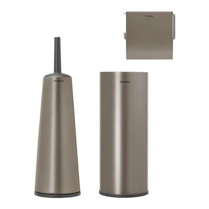 Brabantia ReNew Toiletaccessoires Set van 3