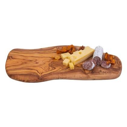 Pure Olive Wood Tapasplank Olijfhout 45cm