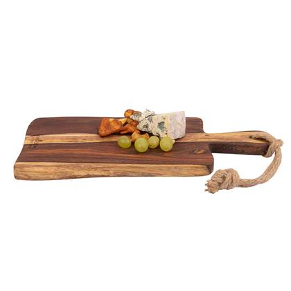 Bowls and Dishes Pure Rose Wood Serveerplank 35 x 18,5 cm