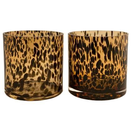 Vase the World Celtic Cheetah Vaas