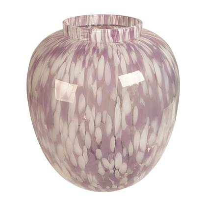 Vase the World Lawa Confetti Vaas