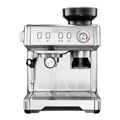SOLIS Grind & Infuse Compact 1018 Halfautomatische Espressomachine