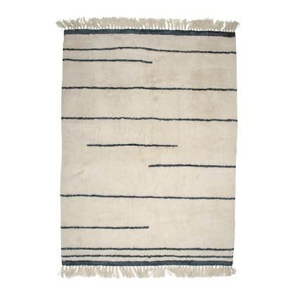 Bloomingville vloerkleed (wol) (140x200 cm)