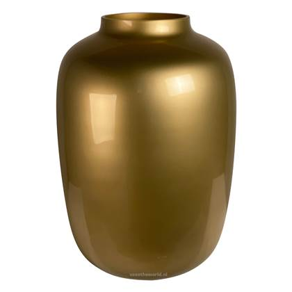 Vase the World Artic Gold Vaas Medium