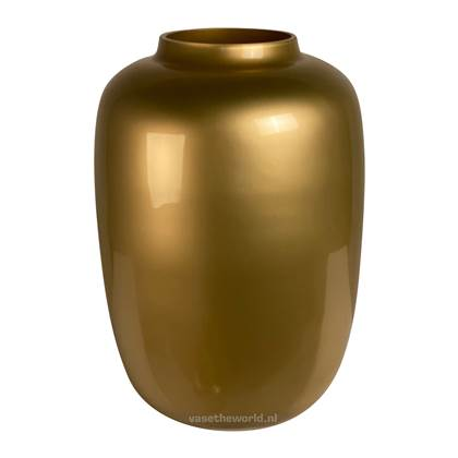 Vase the World Artic Gold Vaas Large