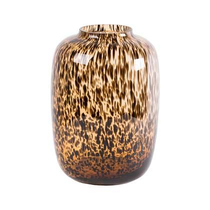 Vase The World Artic Cheetah Vaas Medium