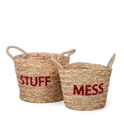 Kidsdepot Messy & Stuff Mandjes